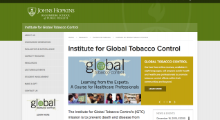 Institute for Global Tobacco Control